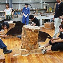 [写真]木彫室