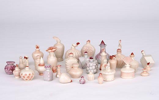 [写真]竹田 佳永「Perfume collection」