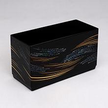 [写真]平文飾箱「水音」