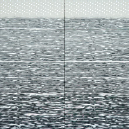 [写真]八月の海