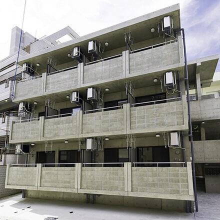 [写真]shin apartment