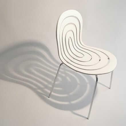 [写真]loop-chair