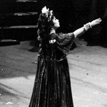 [写真]オペラ「ノルマ」タイトルロール
