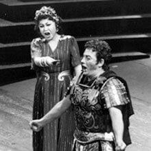 [写真]オペラ「ノルマ」ジュゼッペ・ジャコミーニと共に