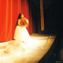 [写真]オペラ「タンホイザー」エリーザベト役(ドイツ)プレミエ カーテンコール
