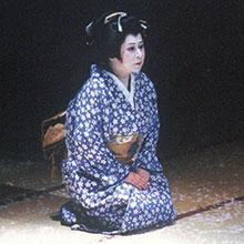 [写真]オペラ「蝶々夫人」タイトルロール