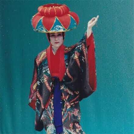 [写真]古典女踊「伊野波節」