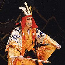 [写真]組踊保存会主催公演「忠臣身替の巻」八重瀬の按司