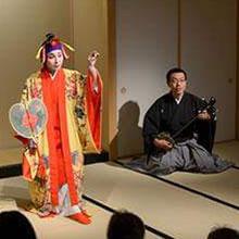 [写真]琉球古典芸能「美の世界II」 COREDO室町