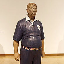 [写真]Okinawa Tolerance - 画家の肖像