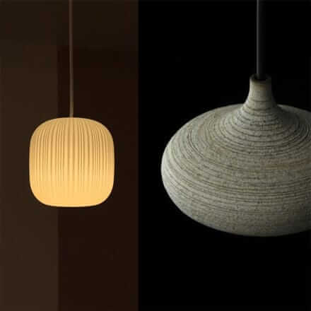 [写真]PENDANT LIGHT_ceramic