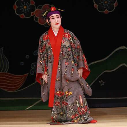 [写真]古典女踊「諸屯」