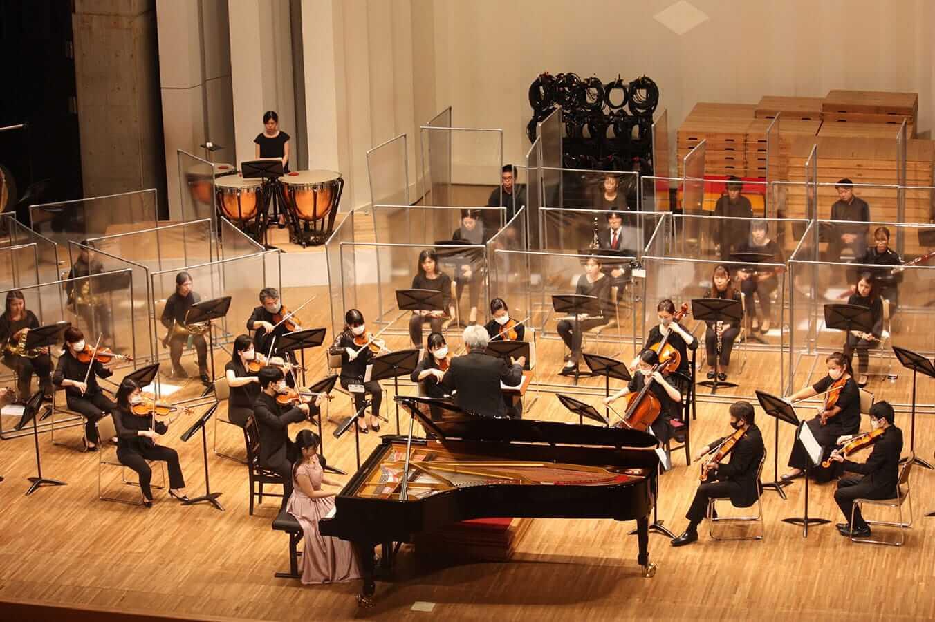 [写真]学内演奏会 ―大学院生によるコンチェルト―演奏風景2