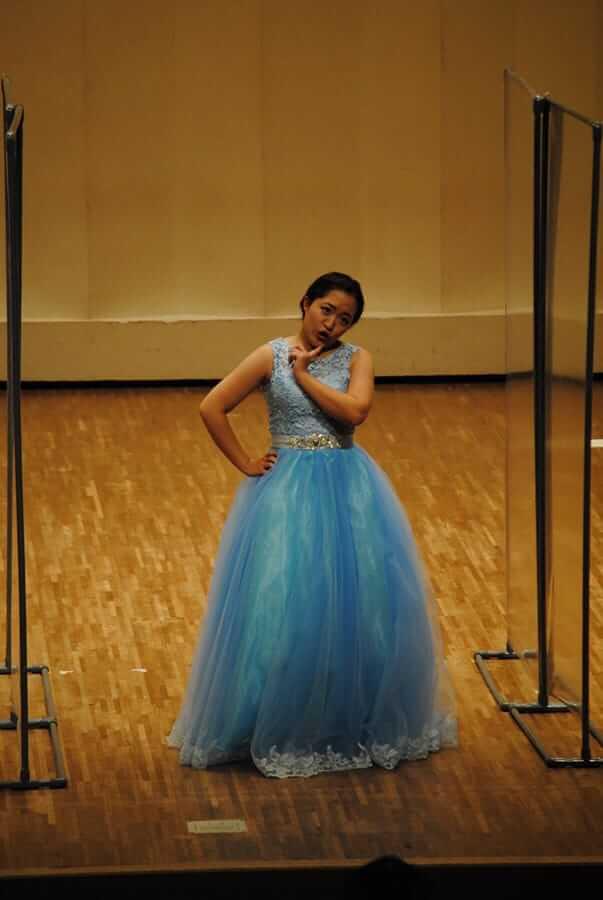 [写真]第12回学内演奏会 ―声楽コース 声楽専修 オペラアンサンブル―演奏風景3
