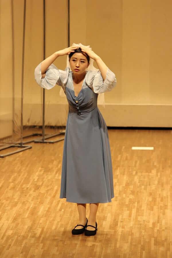 [写真]第18回学内演奏会 ―声楽コース オペラアンサンブル―演奏風景1