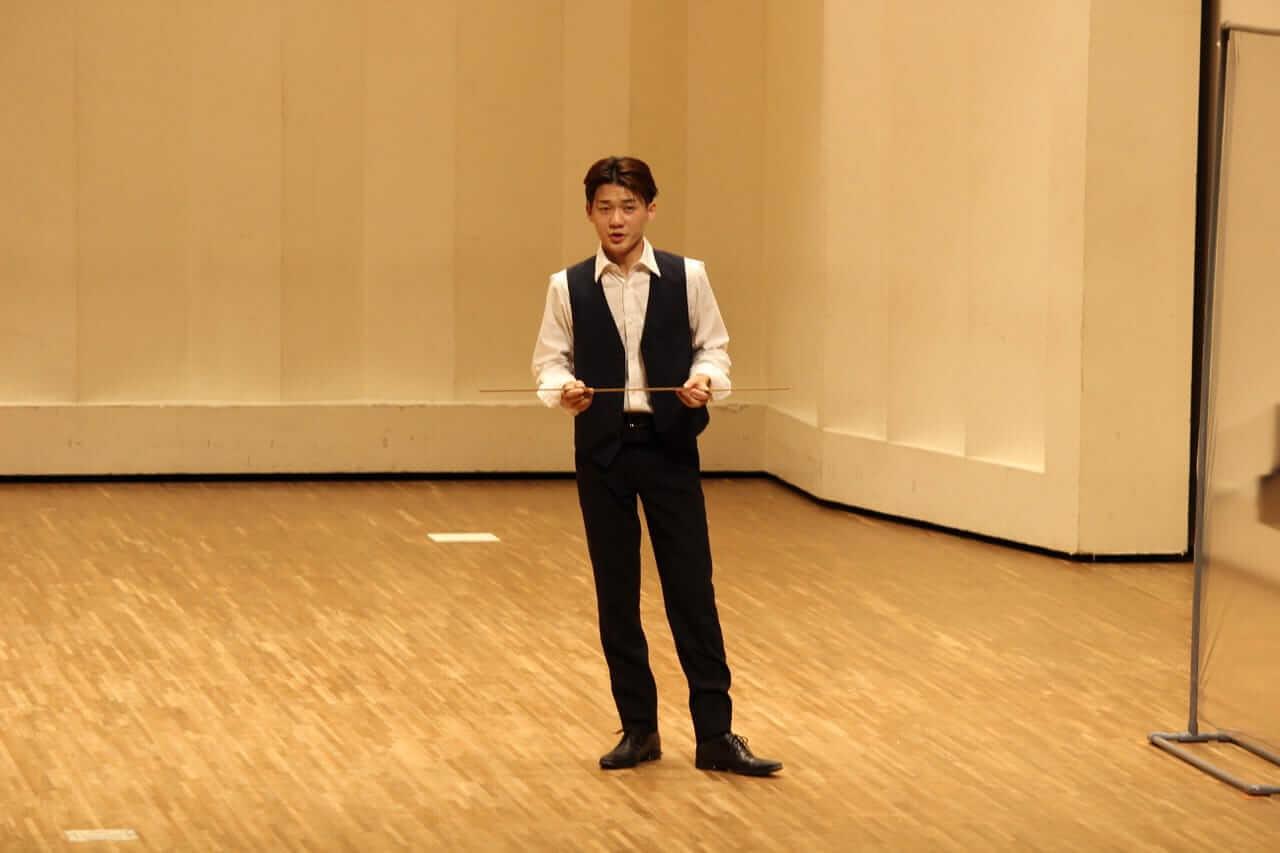 [写真]第18回学内演奏会 ―声楽コース オペラアンサンブル―演奏風景2