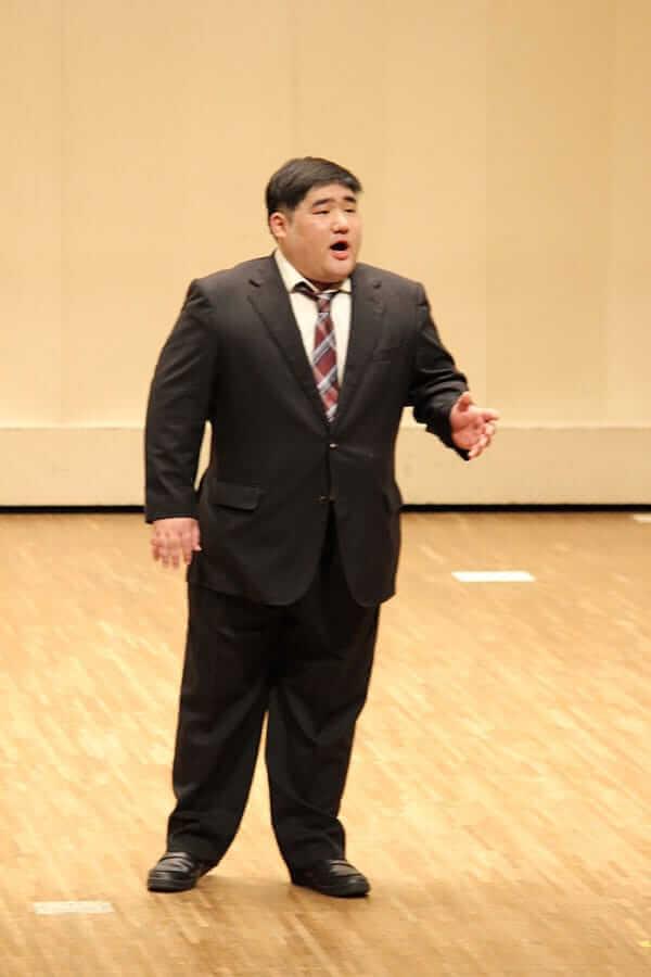 [写真]第18回学内演奏会 ―声楽コース オペラアンサンブル―演奏風景3
