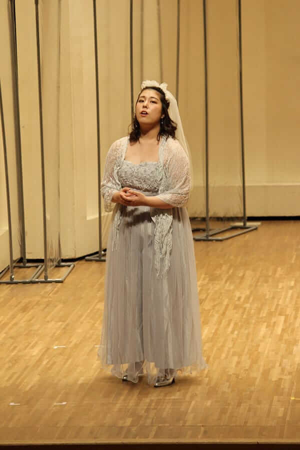 [写真]第18回学内演奏会 ―声楽コース オペラアンサンブル―演奏風景5