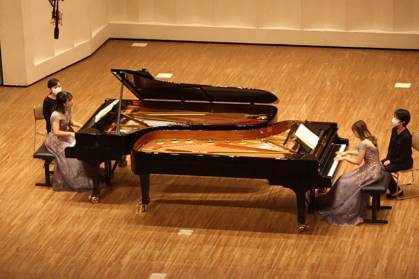 [写真]学内演奏会 ―ピアノコース―演奏風景5