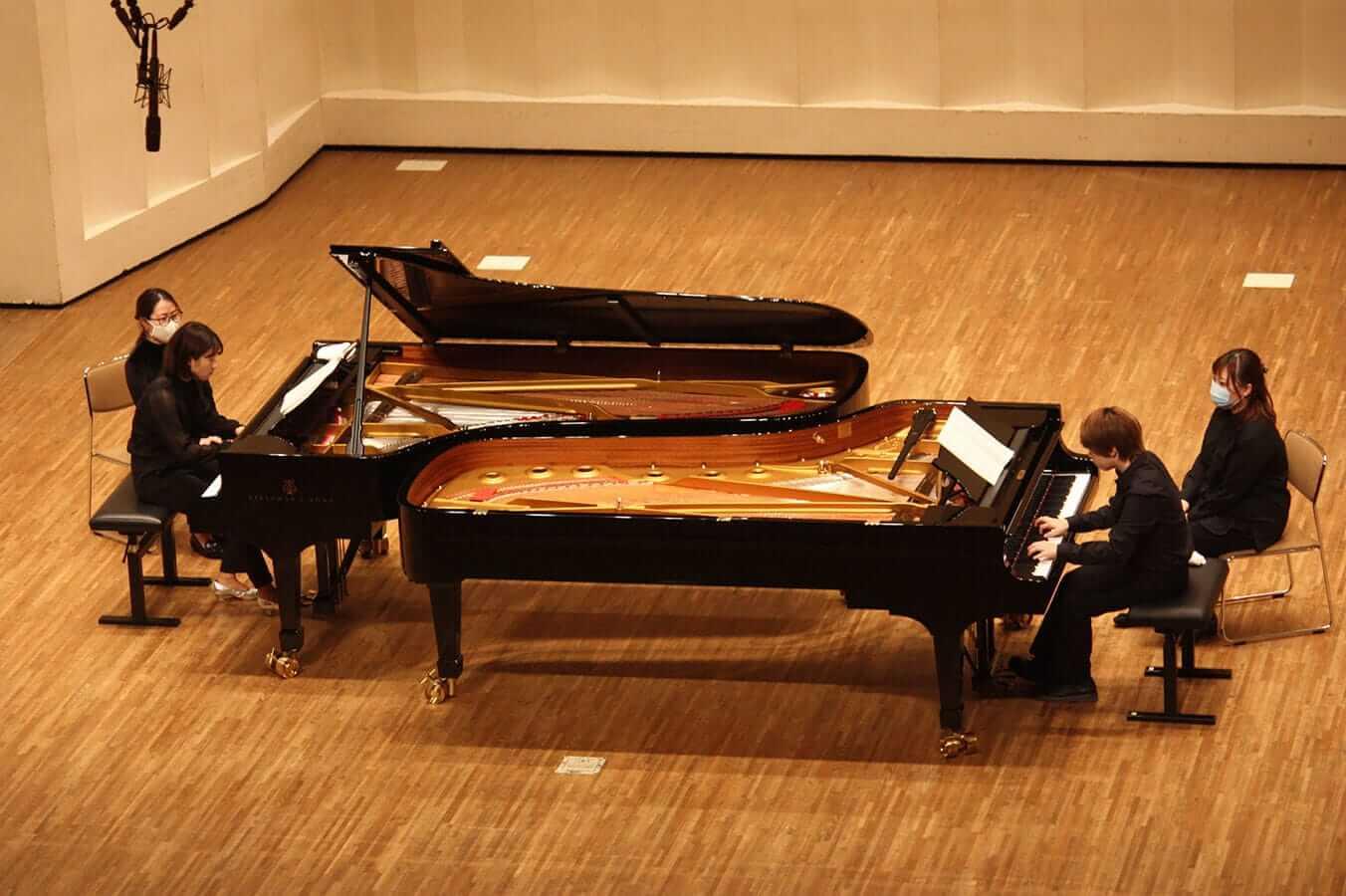 [写真]学内演奏会 ―ピアノコース―演奏風景6