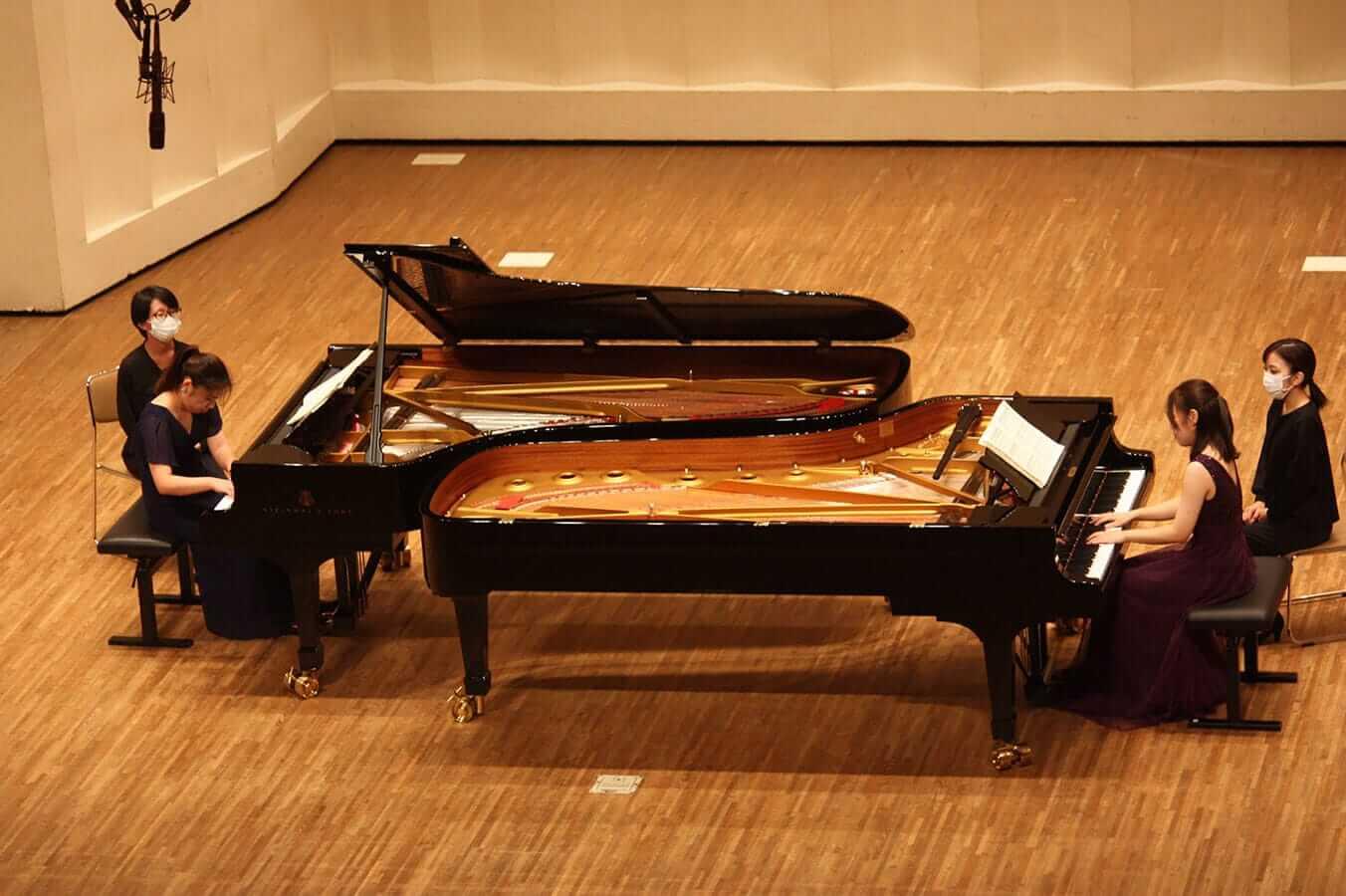 [写真]学内演奏会 ―ピアノコース―演奏風景7