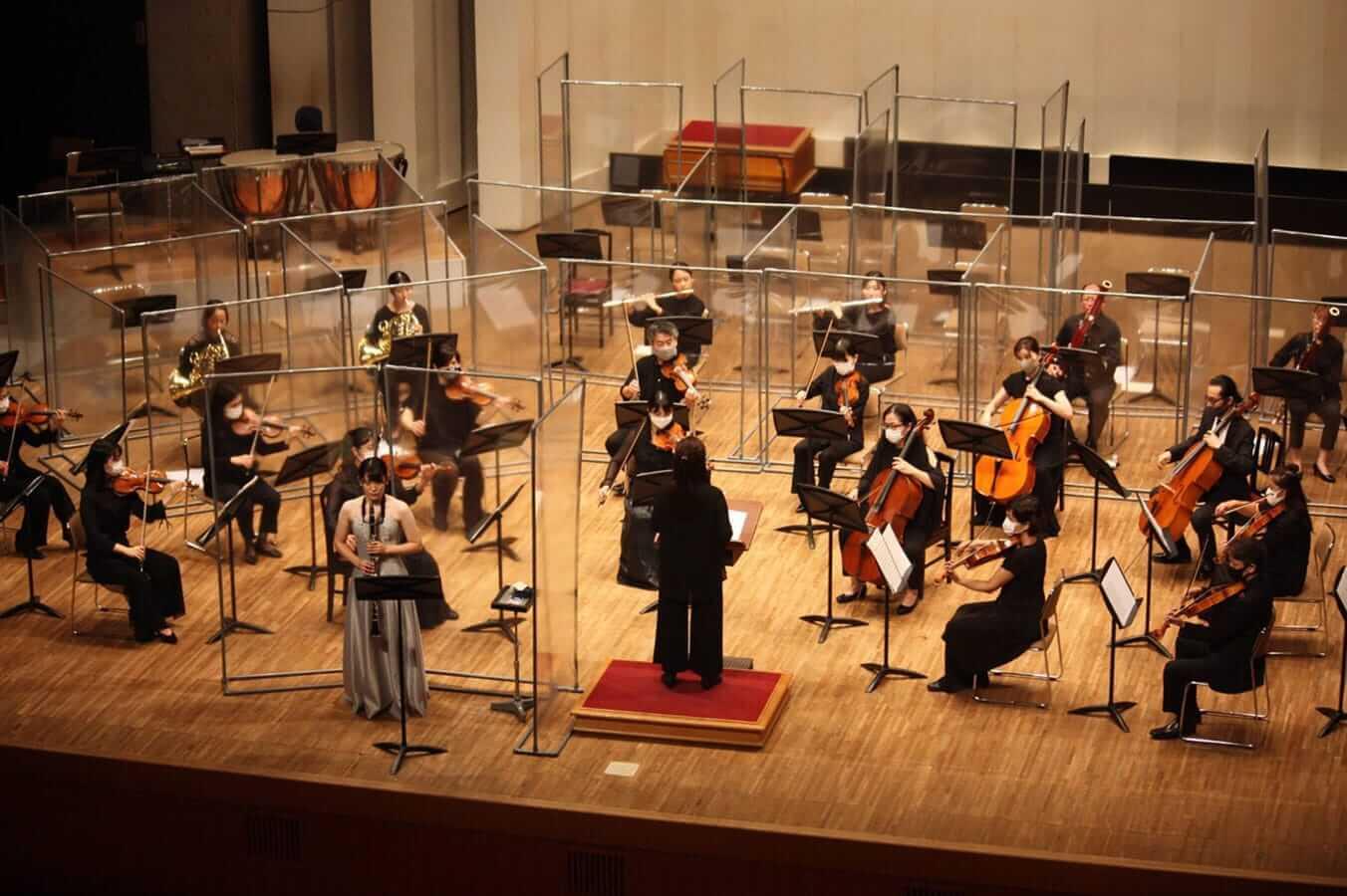 [写真]学内演奏会 ―大学院生によるコンチェルト―演奏風景11