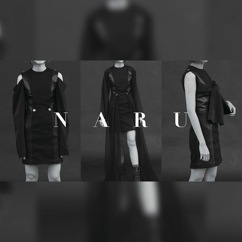 『NARU〜私の戦闘服〜』 新里 佳璃奈