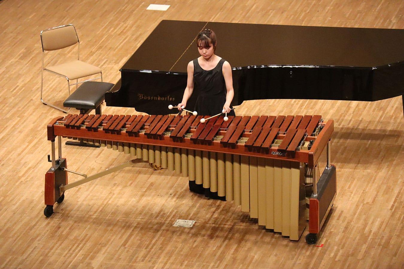第6回学内演奏会 ―管打楽コース―演奏風景9