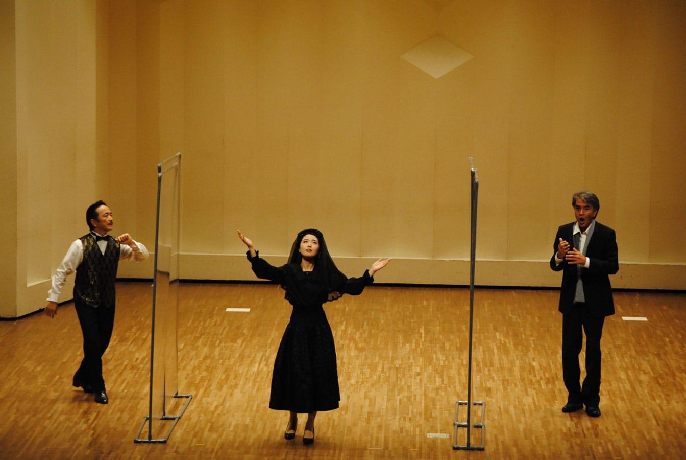 第14回学内演奏会 ―4年次オペラアンサンブル―演奏風景2