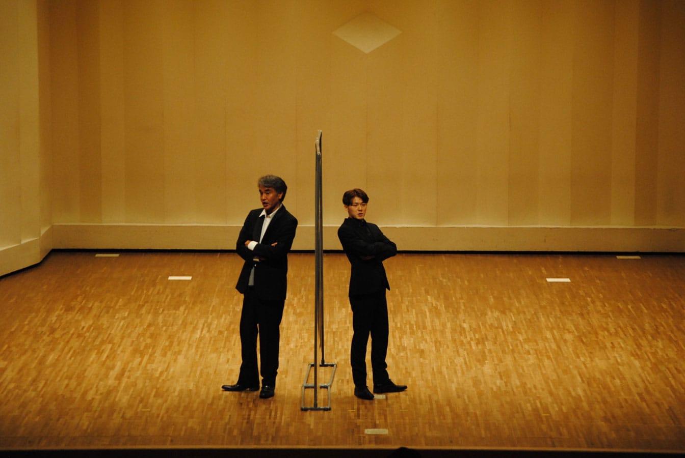 第14回学内演奏会 ―4年次オペラアンサンブル―演奏風景4