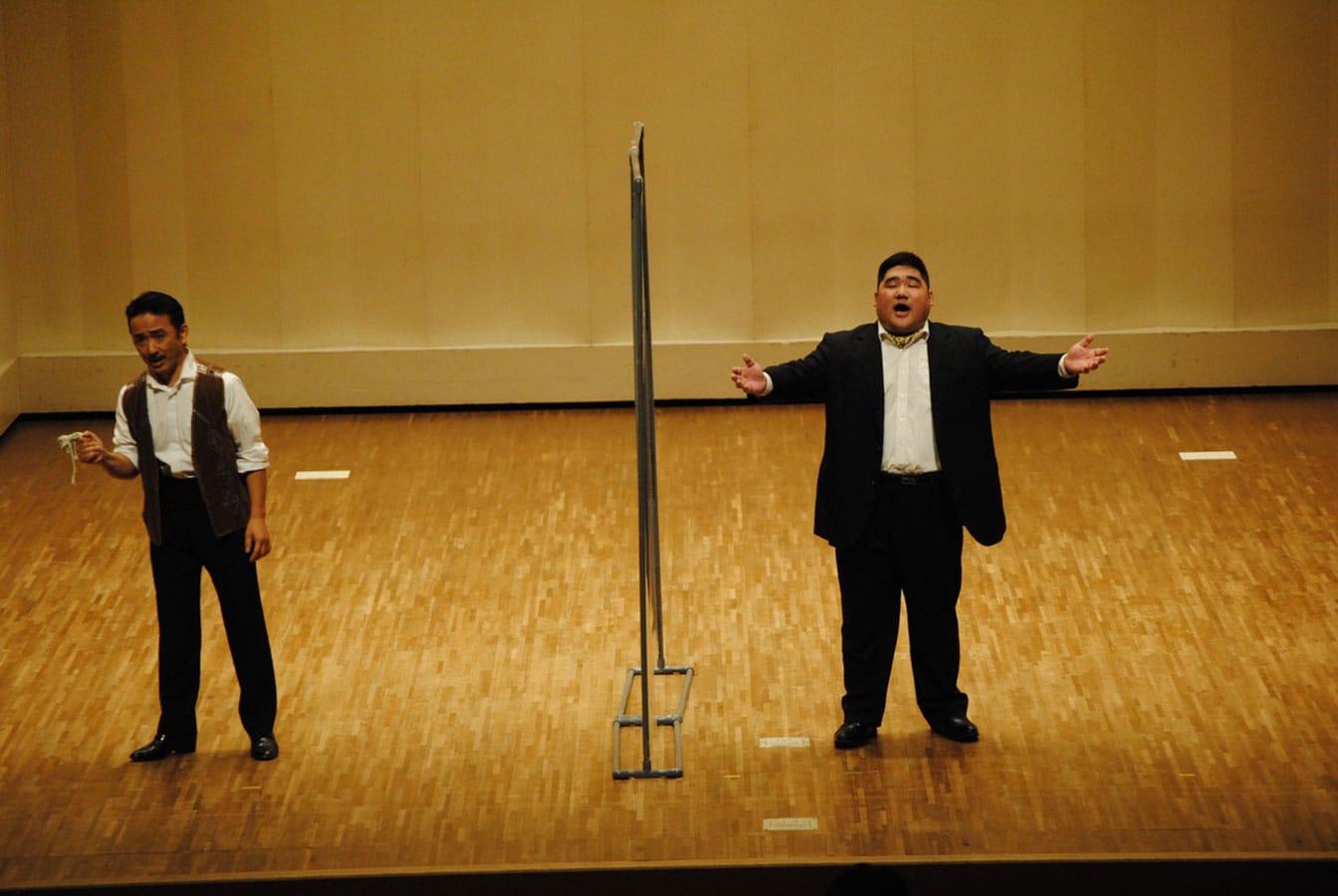 第14回学内演奏会 ―4年次オペラアンサンブル―演奏風景5